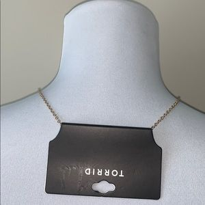 torrid Jewelry - Gold Tone Genuine Jasper Layered Necklace
